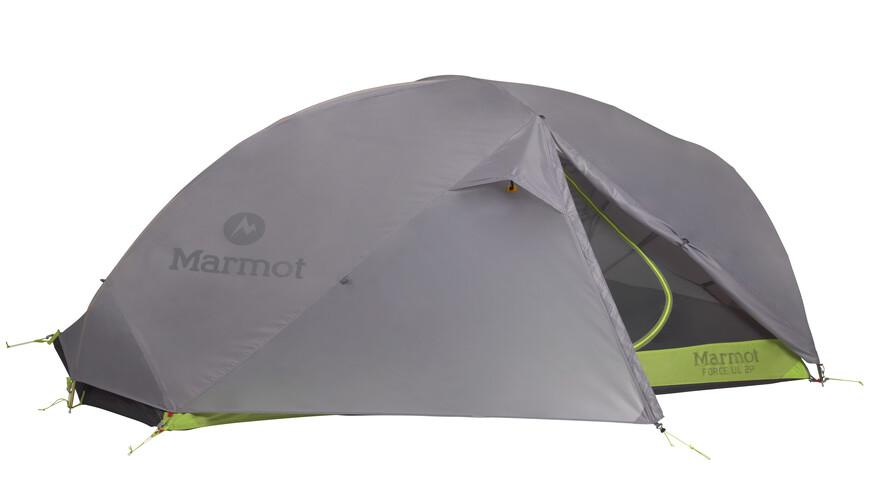 Marmot Force UL 2P tent grijs